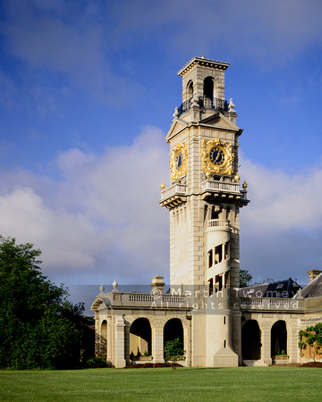 Cliveden House, Clock Tower