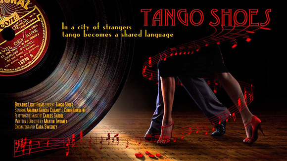 Tango Shoes -  Development